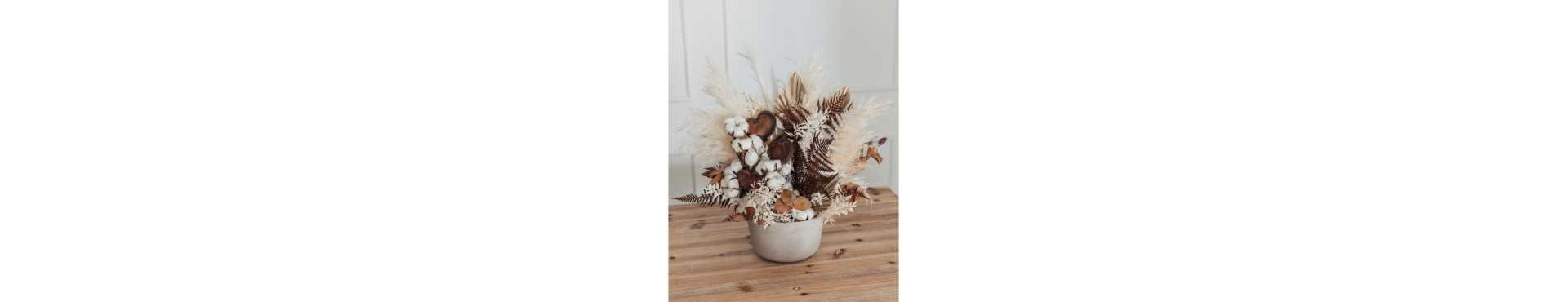 ▷ Comprar centros de flores secas online | Bahay BCN
