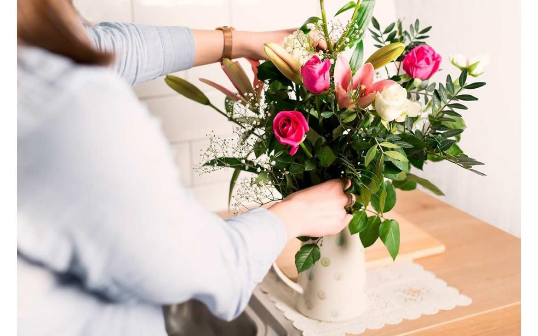 4 Ideas para decorar con flores silvestres tu casa